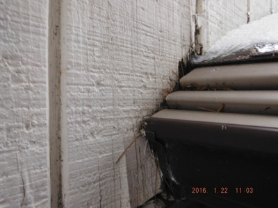 A Problem with Rotting Siding