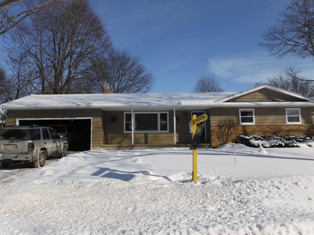 An urban winter ranch Home Inspection